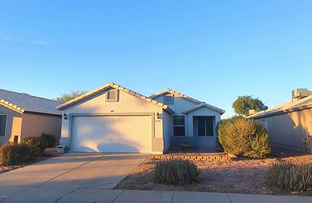 2112 W 21ST Avenue, Apache Junction, AZ 85120 (MLS #6009126) :: The Daniel Montez Real Estate Group
