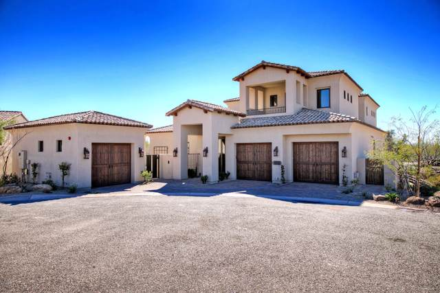 3965 E Sierra Vista Drive, Paradise Valley, AZ 85253 (MLS #6009163) :: Brett Tanner Home Selling Team