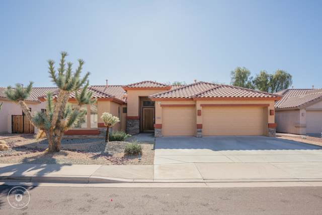 7167 W Buckskin Trail, Peoria, AZ 85383 (MLS #6009207) :: Arizona Home Group
