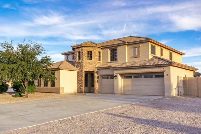 105 E Paso Fino Way, San Tan Valley, AZ 85143 (MLS #6009258) :: The Kenny Klaus Team