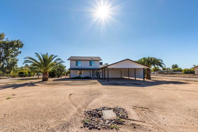 12401 W Desert Cove Road, El Mirage, AZ 85335 (MLS #6009285) :: Yost Realty Group at RE/MAX Casa Grande