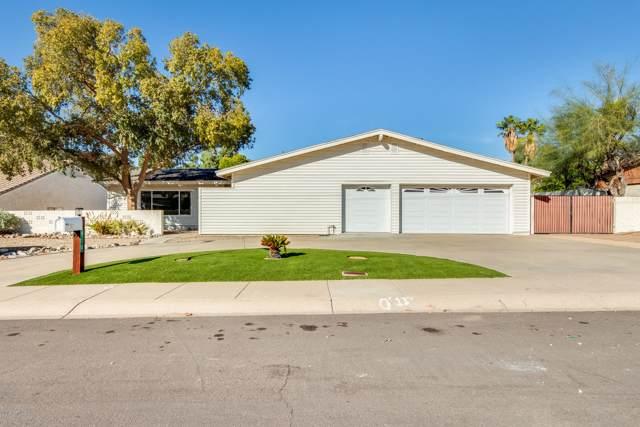 720 W Thunderbird Road, Phoenix, AZ 85023 (MLS #6009294) :: Devor Real Estate Associates