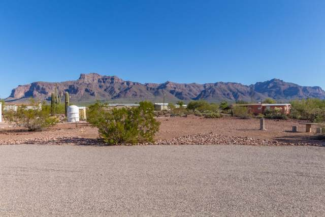 2641 S Val Vista Road, Apache Junction, AZ 85119 (MLS #6009303) :: The Daniel Montez Real Estate Group