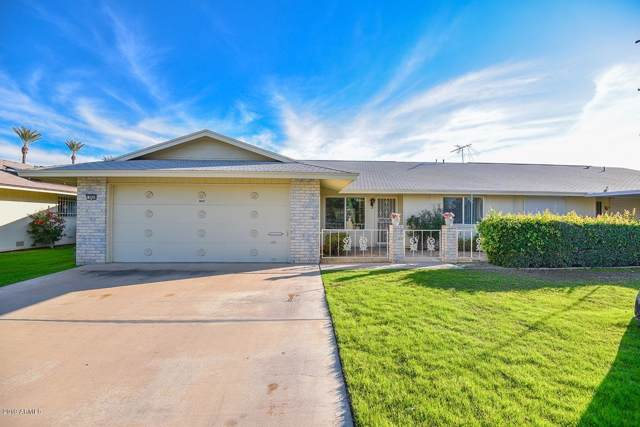 9905 W Pleasant Valley Road, Sun City, AZ 85351 (MLS #6009344) :: Riddle Realty Group - Keller Williams Arizona Realty