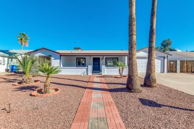 13601 N 18TH Drive, Phoenix, AZ 85029 (MLS #6009349) :: Devor Real Estate Associates