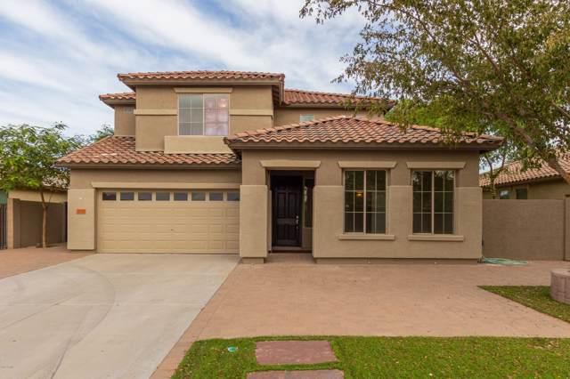 3078 E Ravenswood Drive, Gilbert, AZ 85298 (MLS #6009378) :: The Kenny Klaus Team