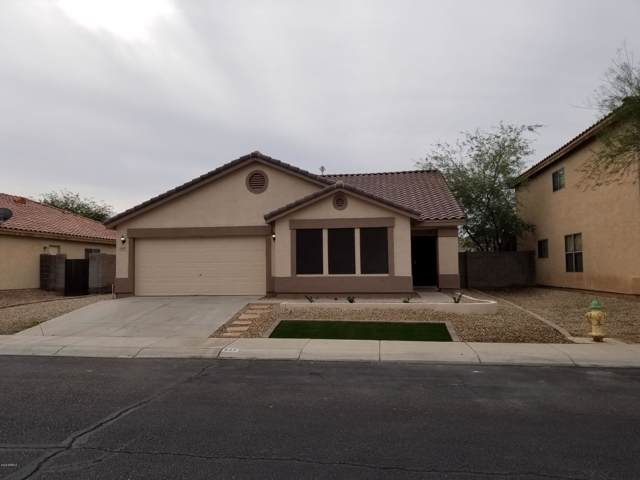 549 W Palo Verde Street, Casa Grande, AZ 85122 (MLS #6009390) :: The Kenny Klaus Team