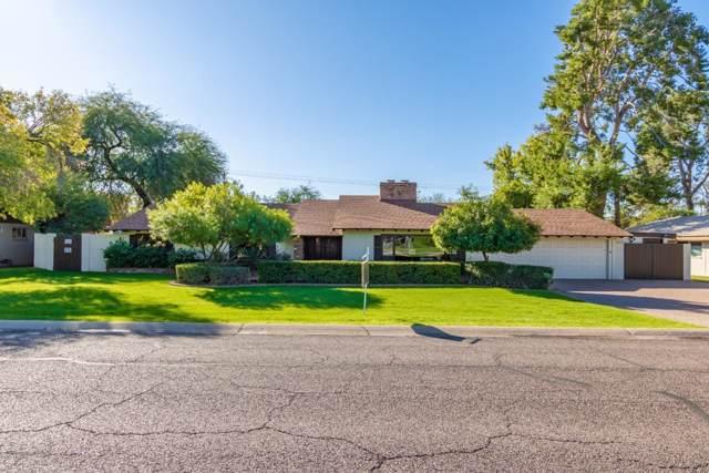 3715 E Pierson Street, Phoenix, AZ 85018 (MLS #6009398) :: The Laughton Team