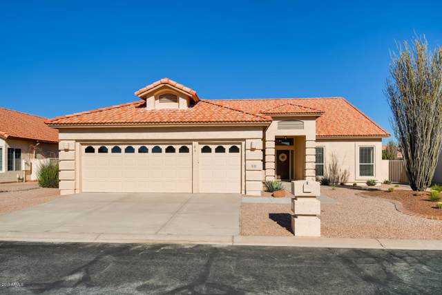 10618 E Coopers Hawk Drive, Sun Lakes, AZ 85248 (MLS #6009402) :: Riddle Realty Group - Keller Williams Arizona Realty