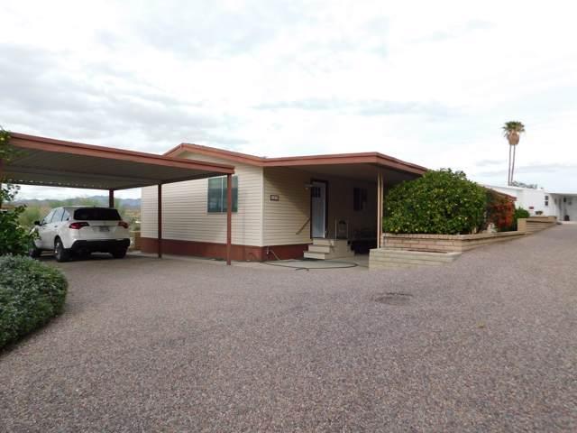 592 E Phyllis Place, Queen Valley, AZ 85118 (MLS #6009408) :: Brett Tanner Home Selling Team