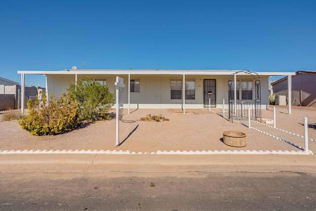 11486 W Stagecoach Road, Arizona City, AZ 85123 (MLS #6009429) :: The Kenny Klaus Team