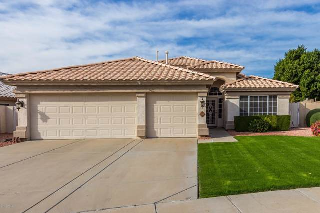 22360 N 66TH Lane, Glendale, AZ 85310 (MLS #6009447) :: Revelation Real Estate