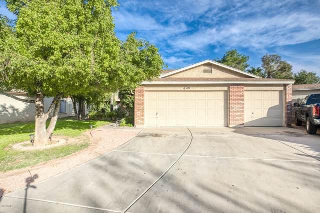 649 S Honeysuckle Lane, Gilbert, AZ 85296 (MLS #6009456) :: The Kenny Klaus Team