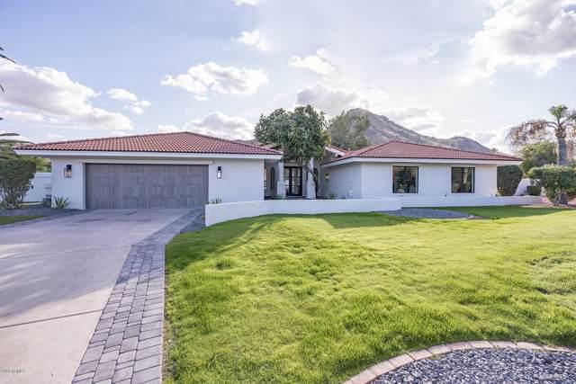 4455 E Via Los Caballos, Phoenix, AZ 85028 (MLS #6009479) :: Brett Tanner Home Selling Team