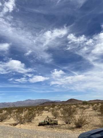 78400 Salome Road, Salome, AZ 85348 (MLS #6009493) :: Lucido Agency