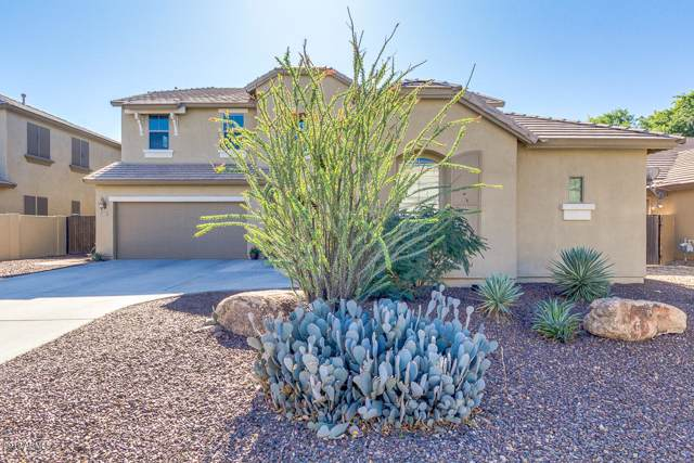 3357 E Glacier Place, Chandler, AZ 85249 (MLS #6009494) :: The Kenny Klaus Team