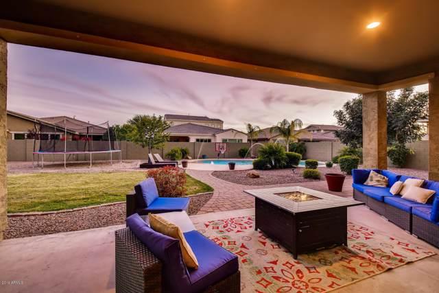 10541 E Vivid Avenue, Mesa, AZ 85212 (MLS #6009506) :: Riddle Realty Group - Keller Williams Arizona Realty