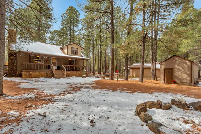 2219 Old Rim Road, Forest Lakes, AZ 85931 (MLS #6009557) :: The Kenny Klaus Team