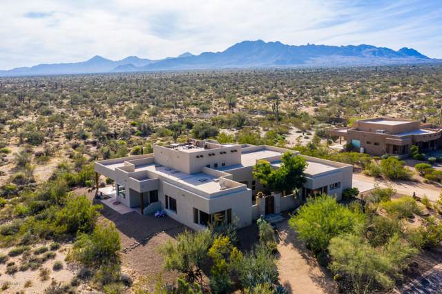 15415 E Cavedale Drive, Scottsdale, AZ 85262 (MLS #6009562) :: Riddle Realty Group - Keller Williams Arizona Realty