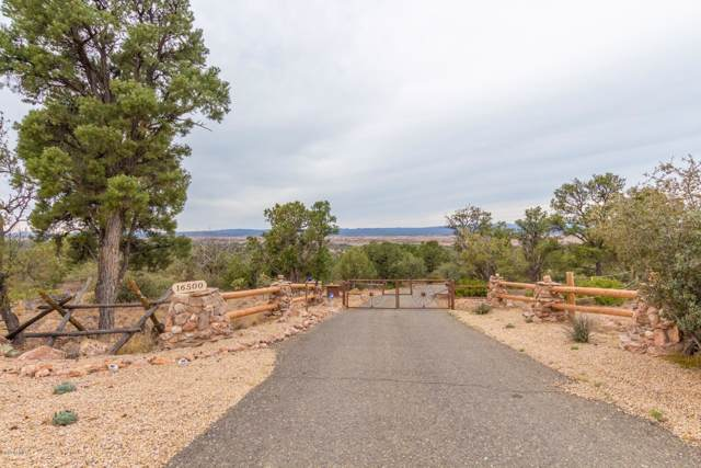 16500 N Petroglyph Road, Prescott, AZ 86305 (MLS #6009567) :: Scott Gaertner Group