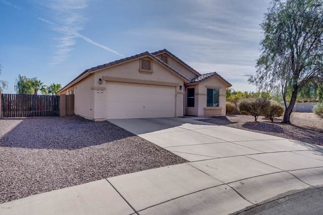 783 W Thunderbird Court, Casa Grande, AZ 85122 (MLS #6009593) :: The Kenny Klaus Team