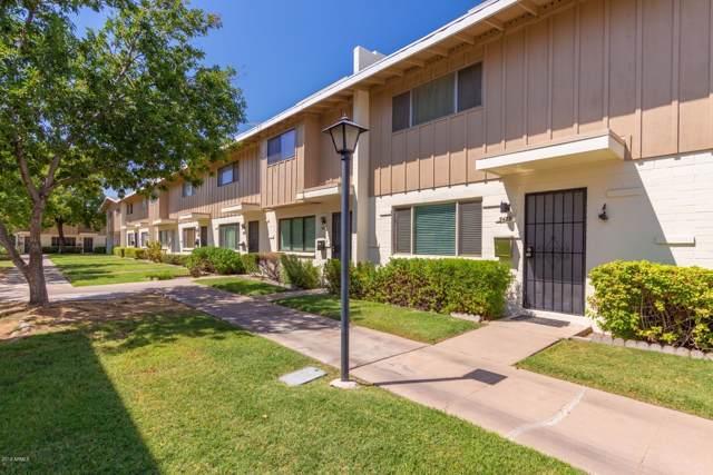 2425 W Missouri Avenue #5433, Phoenix, AZ 85015 (MLS #6009600) :: Riddle Realty Group - Keller Williams Arizona Realty