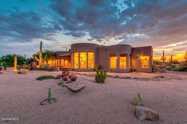 7112 E Grand View Lane, Apache Junction, AZ 85119 (MLS #6009615) :: The Daniel Montez Real Estate Group