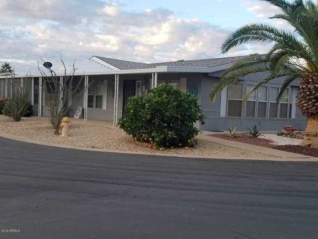 3355 S Cortez Road #83, Apache Junction, AZ 85119 (MLS #6009647) :: The Kenny Klaus Team