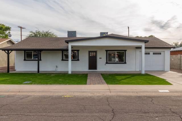 8149 E Weldon Avenue, Scottsdale, AZ 85251 (MLS #6009649) :: The Kenny Klaus Team