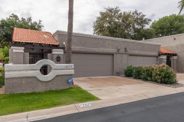 7675 E Pleasant Run, Scottsdale, AZ 85258 (MLS #6009678) :: The Kenny Klaus Team