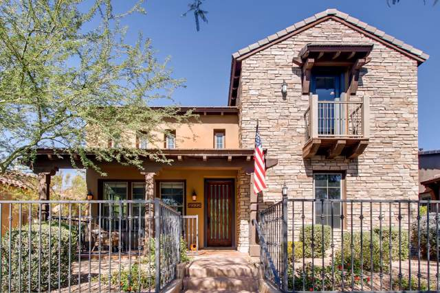 9232 E Desert Park Drive, Scottsdale, AZ 85255 (MLS #6009700) :: The Helping Hands Team