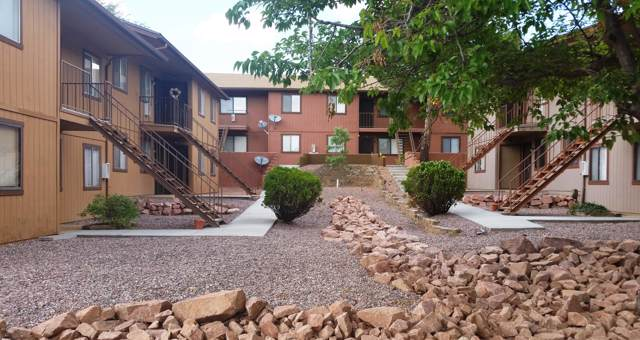 300 W Frontier Street #17, Payson, AZ 85541 (MLS #6009726) :: The Kenny Klaus Team