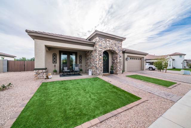 22443 E Sentiero Court, Queen Creek, AZ 85142 (MLS #6009753) :: Santizo Realty Group