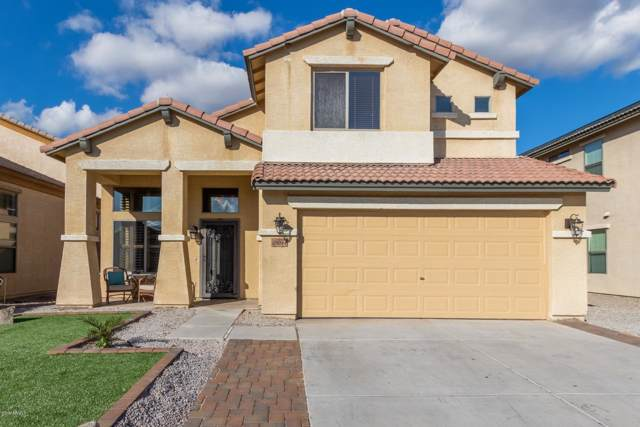 25044 W Vista Norte Street, Buckeye, AZ 85326 (MLS #6009826) :: Dijkstra & Co.