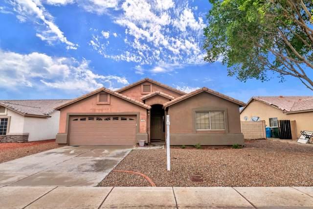 1724 E Francisco Drive, Phoenix, AZ 85042 (MLS #6009901) :: The Kenny Klaus Team