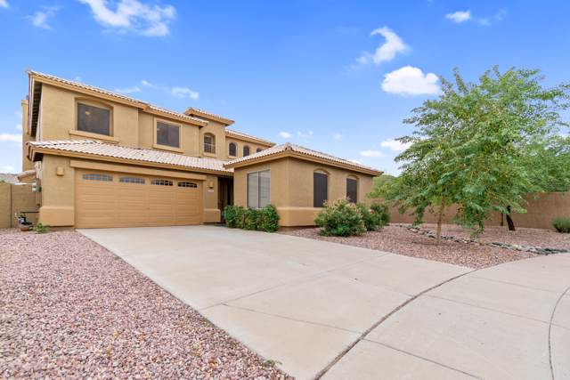 8035 S 27TH Way, Phoenix, AZ 85042 (MLS #6009985) :: The Kenny Klaus Team