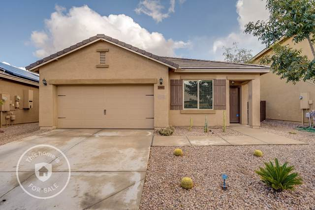18481 N Cook Drive, Maricopa, AZ 85138 (MLS #6010001) :: The Kenny Klaus Team