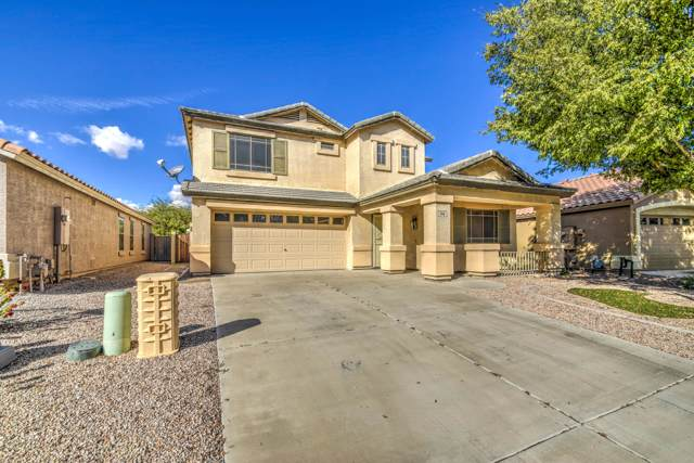 916 E Palomino Way, San Tan Valley, AZ 85143 (MLS #6010007) :: The Kenny Klaus Team