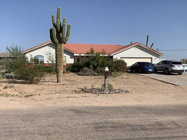 2559 N 80TH Street, Mesa, AZ 85207 (MLS #6010011) :: Riddle Realty Group - Keller Williams Arizona Realty