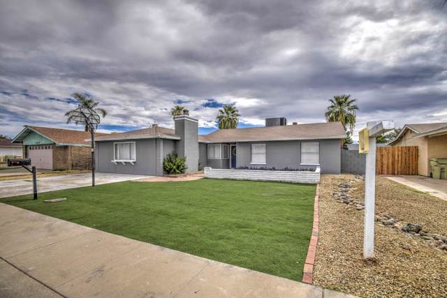 5637 W Purdue Avenue, Glendale, AZ 85302 (MLS #6010024) :: Brett Tanner Home Selling Team