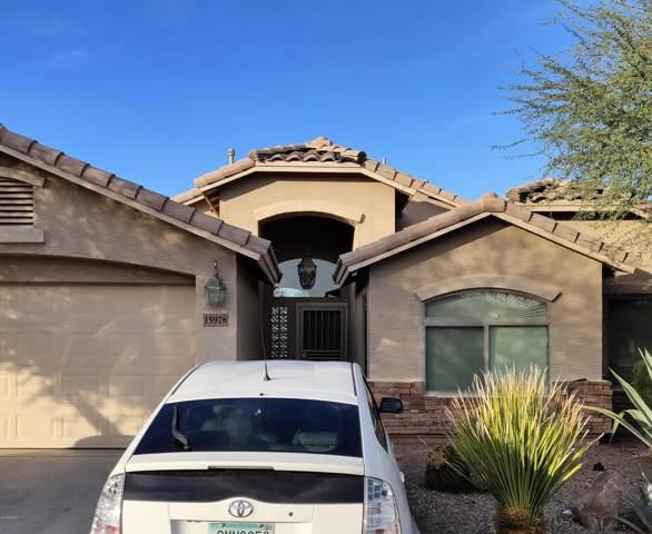 15978 W Bartlett Avenue, Goodyear, AZ 85338 (MLS #6010027) :: Brett Tanner Home Selling Team