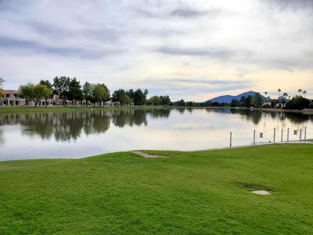 8357 E Del Camino Drive #134, Scottsdale, AZ 85258 (MLS #6010044) :: Brett Tanner Home Selling Team