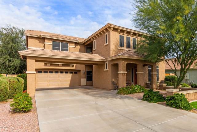 3572 E Geronimo Court, Gilbert, AZ 85295 (MLS #6010061) :: The Kenny Klaus Team