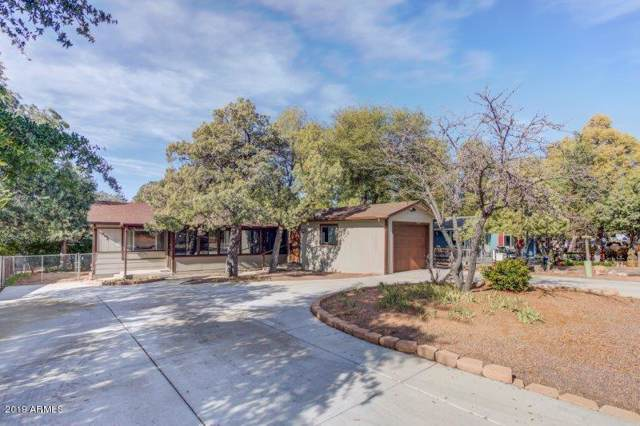 702 N Manzanita Drive, Payson, AZ 85541 (MLS #6010066) :: My Home Group