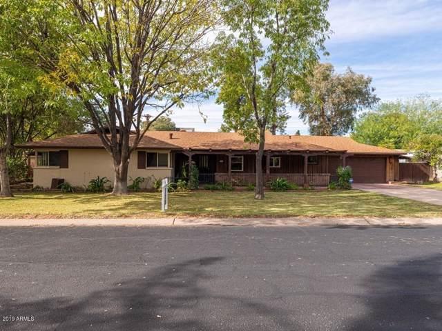 3602 N 49TH Street, Phoenix, AZ 85018 (MLS #6010107) :: The Laughton Team