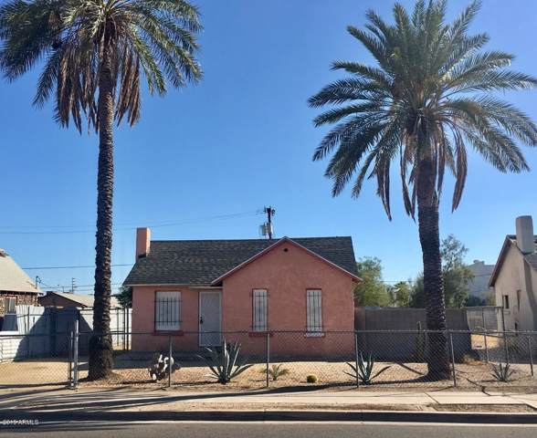 1635 W Roosevelt Street, Phoenix, AZ 85007 (MLS #6010115) :: Keller Williams Realty Phoenix