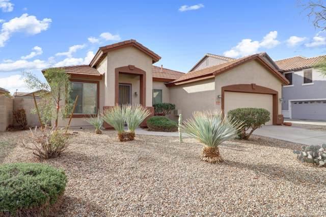 15453 W Madison Street, Goodyear, AZ 85338 (MLS #6010120) :: Brett Tanner Home Selling Team