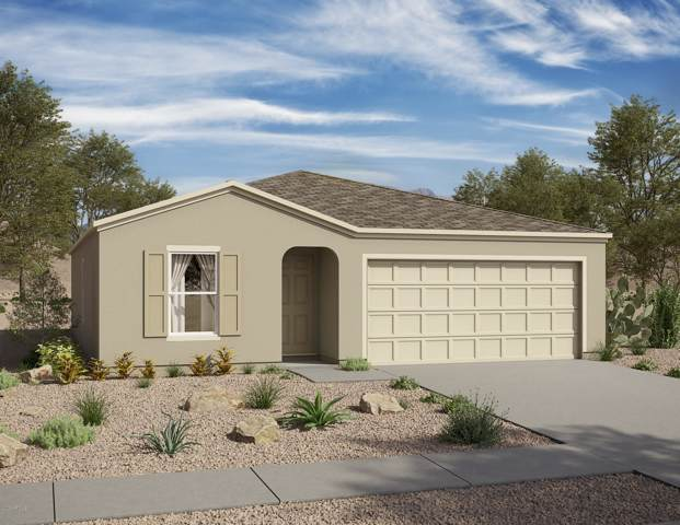 935 W Starview Avenue, Coolidge, AZ 85128 (MLS #6010125) :: The Kenny Klaus Team