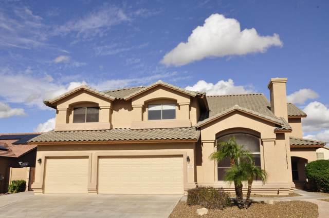 3130 W Knudsen Drive, Phoenix, AZ 85027 (MLS #6010135) :: The Kenny Klaus Team