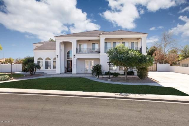 2541 E Omega Circle, Mesa, AZ 85213 (MLS #6010170) :: Riddle Realty Group - Keller Williams Arizona Realty